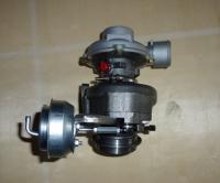 Турбокомпрессор VV14 RGF4 VF40A132 6460960199 OM646