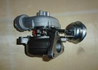 Турбокомпрессор GT1749V 717858-5009/ 038145702N 1,9L